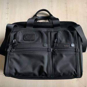 Tumi Alpha T Pass Briefcase